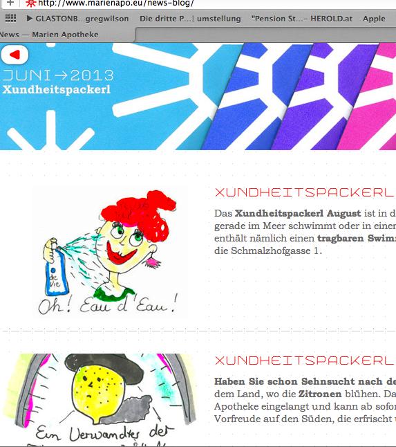 Die Website der Marien Apotheke ist online …