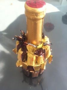 Danielas champagner