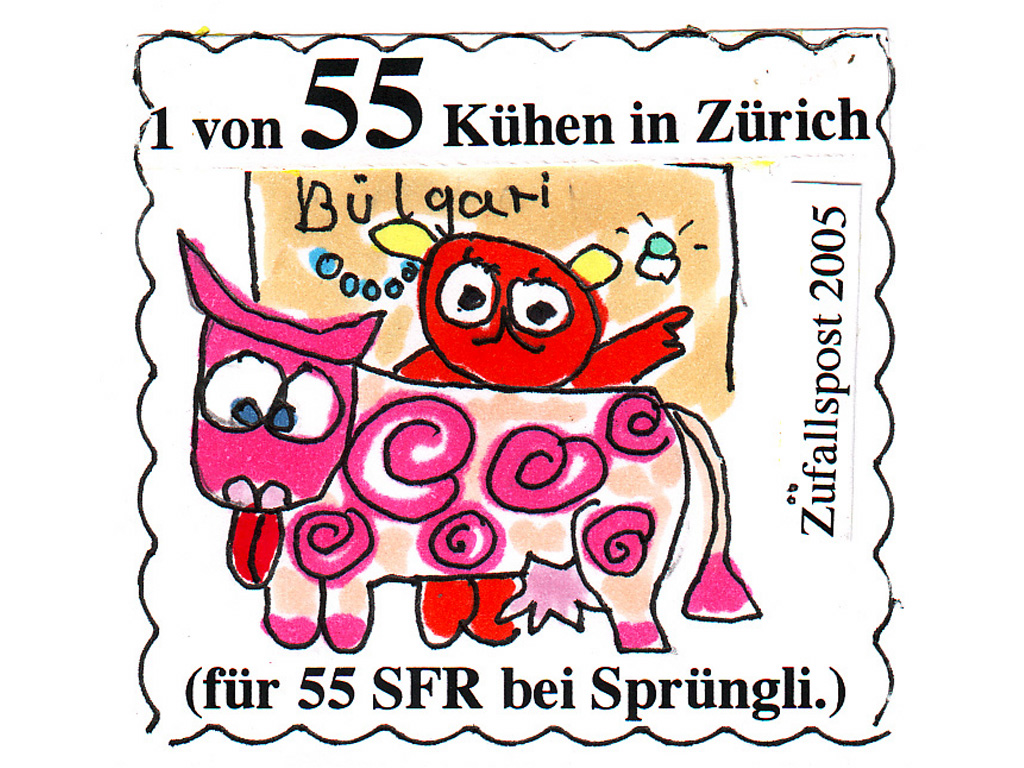 Die Zufallspost: Briefmarken für Sammler