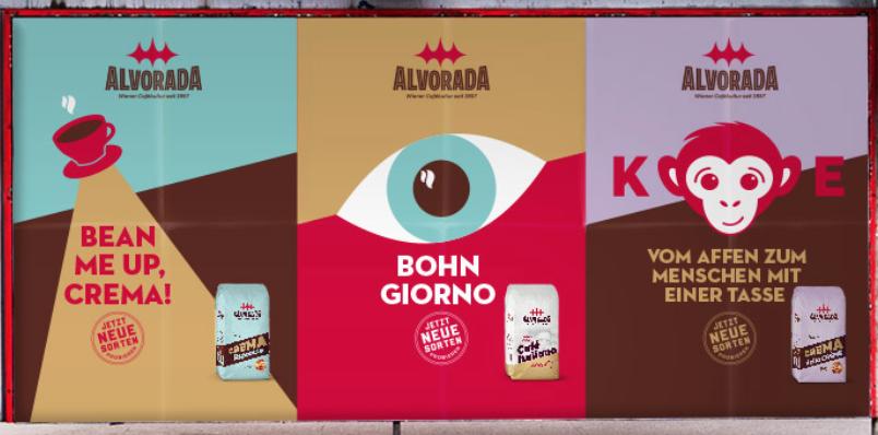 Alvorada – der Kaffee der Morgenröte.