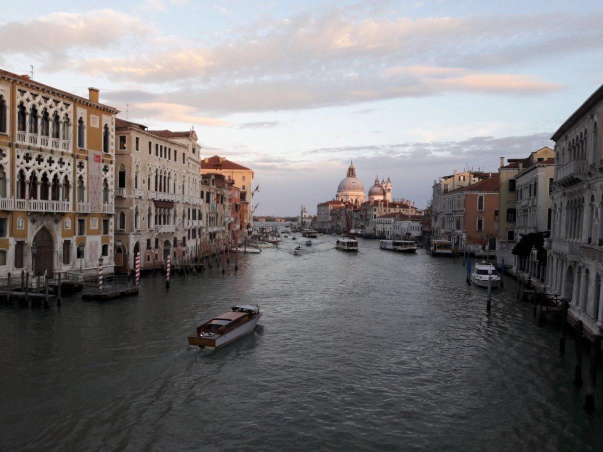 Venedig. November.
